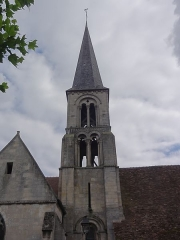 Eglise Saint-Vivien - This building is indexed in the Base Mérimée, a database of architectural heritage maintained by the French Ministry of Culture,under the reference PA00080011 .