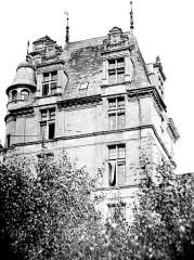 Domaine du Château d'Ecouen, actuellement musée de la Renaissance -