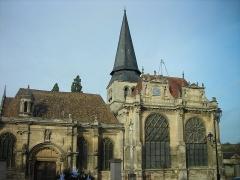 Eglise -  Église de Magny en Vexin