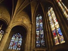 Eglise Saint-Martin - Français:   La Collégiale Saint-Martin de Montmorency