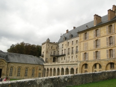 Château - Château de La Roche-Guyon, dans le Val-d'Oise (95)