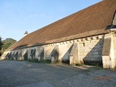 Ancienne abbaye de Maubuisson - This building is indexed in the Base Mérimée, a database of architectural heritage maintained by the French Ministry of Culture,under the reference PA00080199 .