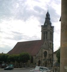Eglise Saint-Pierre et Saint-Paul - English: churches of viarmes