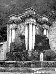 Fontaine monumentale - French architectural photographer