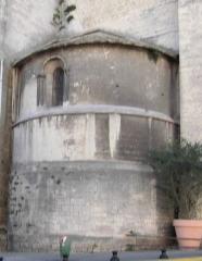 Eglise Notre-Dame-du-Bourguet - Cathédrale Notre-Dame-du-Bourguet (Classé)