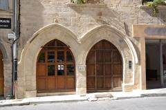 Hôtel d'Autane - Français:   Hôtel d\'Autane (Inscrit)