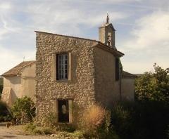 Prieuré de Châteauneuf - Prieuré de Châteauneuf (Classé Inscrit)
