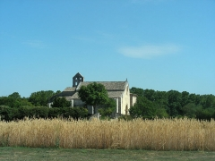 Prieuré Notre-Dame-de-Salagon - Mane, Alpes de Haute Provence