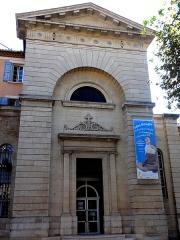 Couvent de la Présentation - Français:   Façade du couvent de la présentation