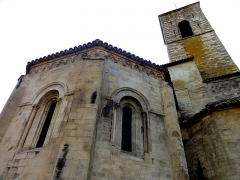 Eglise Notre-Dame-de-Romigier - Français:   Arrière de Notre Dame de Romigier à Manosque