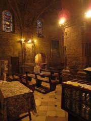Eglise Saint-Sauveur - Deutsch: Manosque, Saint-Sauveur, Innenansicht