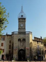 Porte Soubeyran - Français:   Porte Soubeyran de Manosque