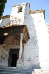 Chapelle Notre-Dame de Beauvoir - Français:   Magnifique chapelle avec vue sur Moustiers Sainte Marie
