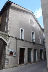 Maison des Missionnaires de la Croix, puis école de musique - Français:   Maison des missionnaires de la Croix.