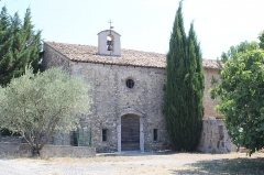 Ancien prieuré Saint-Jean-de-Taravon - Français:   Prieuré Saint-Jean-de-Taravon, Volonne.