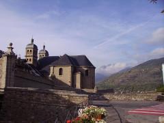 Eglise paroissiale Notre-Dame, Saint-Nicolas (ancienne collégiale) - English: Photographer: User:Ballista