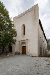 Eglise des Cordeliers - Français:  Façade de l'église des Cordeliers de Briançon (France).