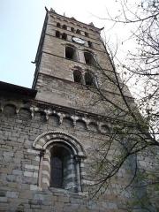 Eglise Notre-Dame (ancienne cathédrale) - Français:   Cathédrale Notre-Dame d\'Embrun (Classé)
