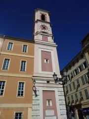 Caserne Rusca - Français:   Tour de l\'Horloge, (Nice, Alpes-Maritimes, France)