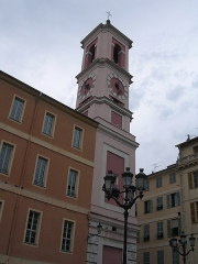 Caserne Rusca - This building is indexed in the Base Mérimée, a database of architectural heritage maintained by the French Ministry of Culture,under the reference PA00080778 .