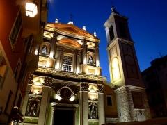 Cathédrale Sainte-Reparate - Français:   Cathédrale Sainte-Réparate (Classé)