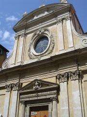 Chapelle Sainte-Croix dite chapelle des Pénitents Blancs - Français:   ou Chapelle des Pénitents Blancs