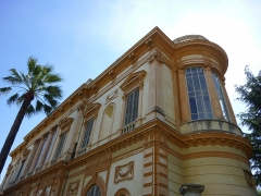 Musée des Beaux-arts Jules Chéret - Français:   Villa Thomson, actuel musée des beaux-arts Jules Chéret, (Nice, Alpes-Maritimes, France)