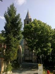 Chapelle de la Madone de Poggio -  La Roya Saorge Madona Poggio