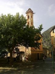 Chapelle des Pénitents Rouges ou de Saint-Sébastien -  La Roya Saorge Chapelle Penitents Rouges