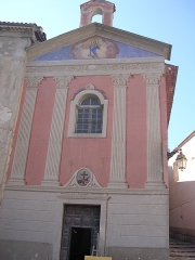 Chapelle des Pénitents Gris - This building is inscrit au titre des monuments historiques de la France. It is indexed in the base Mérimée, a database of architectural heritage maintained by the French Ministry of Culture,under the reference PA00080861 .