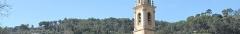 Sanctuaire de Laghet - English: Monastery of Notre-Dame-de-Laghet (Alpes-Maritimes, France).