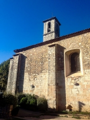 Abbaye - This building is indexed in the Base Mérimée, a database of architectural heritage maintained by the French Ministry of Culture,under the reference PA00080901 .