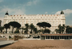 Hôtel Carlton - Français:   Hotel Carlton à Cannes sur la croisette