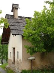 Chapelle Saint-Maur - Français:   Saint-Étienne-de-Tinée - Chapelle Saint-Maur