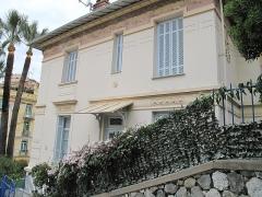 Ancienne villa les Mouettes - English: Villa