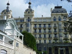 Regina, anciennement Excelsior Hôtel Regina - Français:   L\'ancien hôtel Excelsior Régina Palace (Nice, Alpes-Maritimes, France)