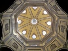 Cathédrale Saint-Sauveur - Français:   Dome du Baptistère de la Cathédrale Saint Sauveur (Aix en Provence)