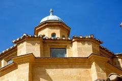 Cathédrale Saint-Sauveur - Français:   Détail du toit du Baptistère octogonale de la Cathédrale Saint-Sauveur à Aix-en-Provence