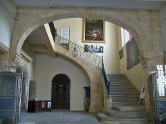 Hôtel d'Estienne de Saint-Jean, actuellement Musée du Vieil Aix - Français:   Hotel d\'Estienne de St Jean à Aix en Provence