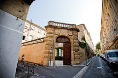 Hôtel de Maliverny - This building is indexed in the Base Mérimée, a database of architectural heritage maintained by the French Ministry of Culture, under the reference PA00081040 .