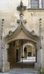 Commanderie de Sainte-Luce de l'Ordre de Malte - English: Commanderie de Saint-Luce - Arles (Bouches-du-Rhône)