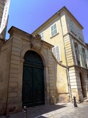 Hôtel de Divonne - English: Hôtel de Divonne - Arles, France
