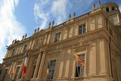 Hôtel de ville - Français:   Arles (Bouches-du-Rhône, France), hôtel-de-ville