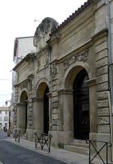 Marché de la Boucherie  , dit Grande Boucherie ou Salle Dedieu - English: Grande boucherie - Arles