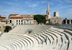 Théâtre romain - Théâtre Antique d'Arles