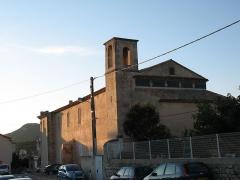Chapelle des Pénitents Noirs - English:   Chapel of Black Penitents (Aubagne, Bouches-du-Rhône, France)