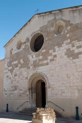 Eglise - English: The church of Saint André in Bouc-Bel-Air, Bouches-du-Rhône (France).