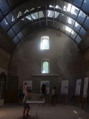 Abbaye de Saint-Pons - Français:   Photographie prise vers l\'abbaye de Saint-Pons à coté de de Gémenos