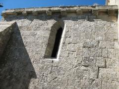 Chapelle Sainte-Anne-de-Goiron (également sur commune de La-Roque-d'Anthéron) - English: La Roque d'Anthéron - Sainte Anne de Goiron Chapel
