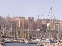 Abbaye Saint-Victor - Abbaye Saint-Victor à Marseille,.